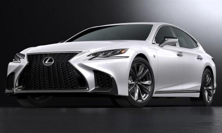 Lexus LS – nie tylko lifting