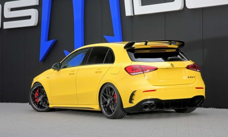 Mercedes-AMG A 45 S – Hothatch do kwadratu
