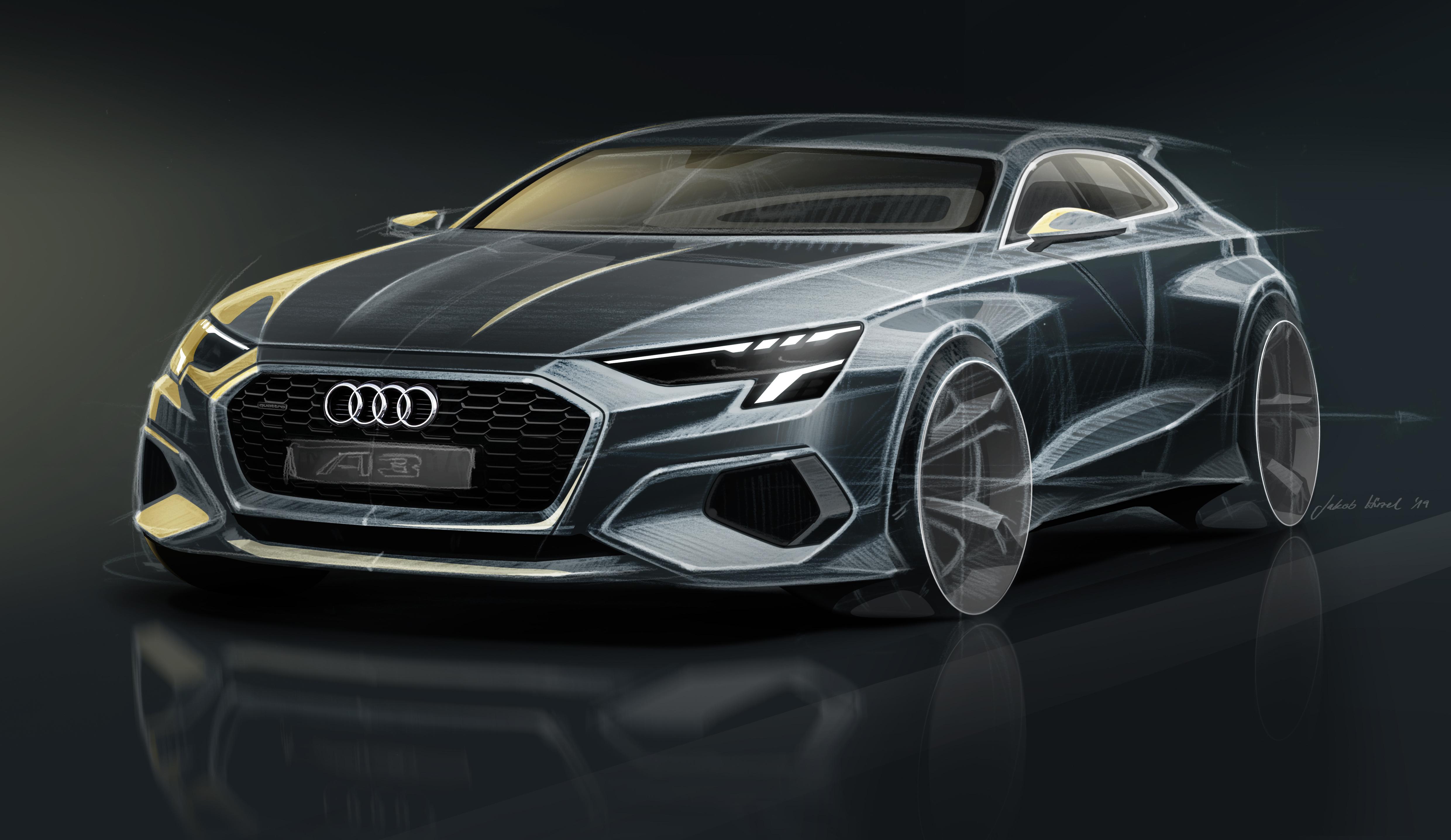 Poznaj laboratorium projektowe Audi