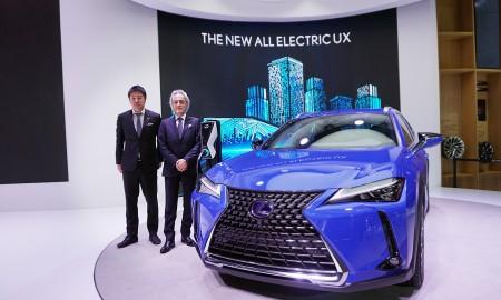 Inżynier Lexusa tłumaczy strategię japońskiej marki