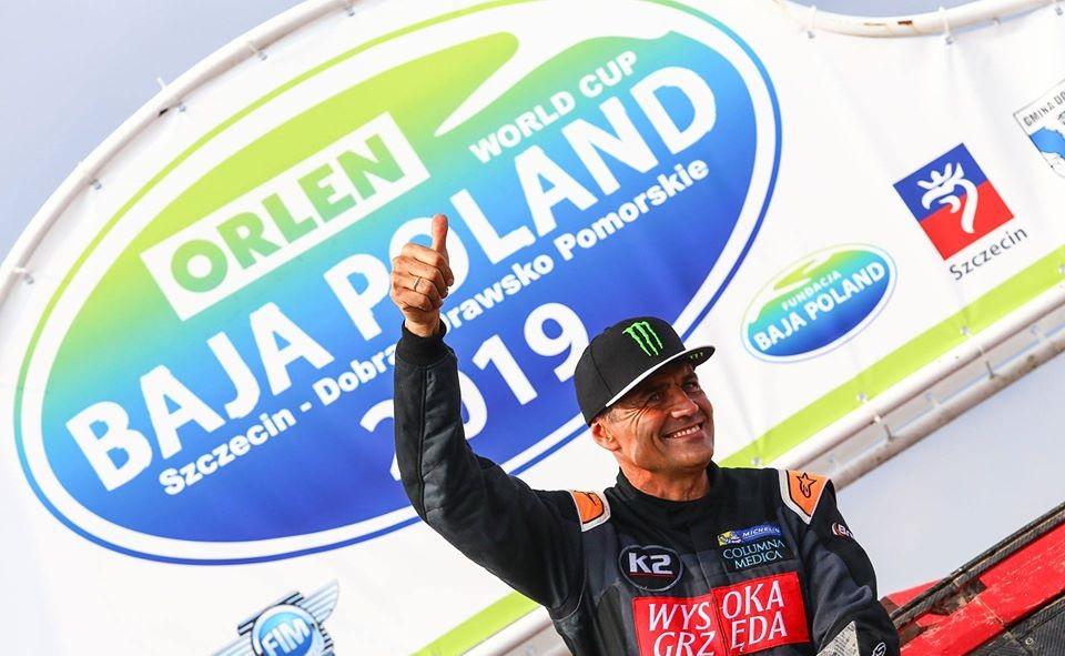 Odmrażanie motorsportu - wywiad z Krzysztofem Hołowczycem