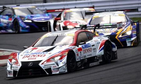 Jak Lexus LC 500 zdominował japońskie wyścigi