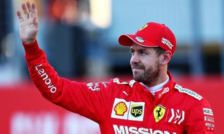 Sebastian Vettel kończy współpracę z Ferrari