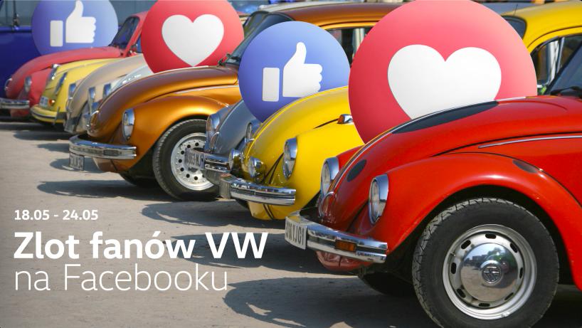 Volkswagen zaprasza na wirtualny Zlot Fanów
