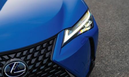 Lexus planuje crossovera segmentu B?