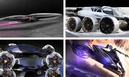 Lexus w kosmosie