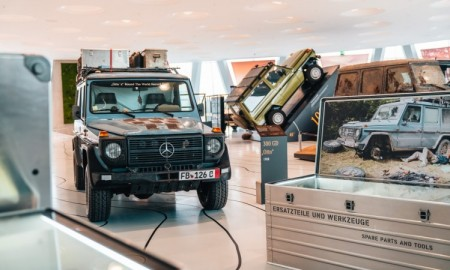 Muzeum Mercedesa ponownie otwarte