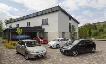 Toyota sprzedała 15 mln hybryd