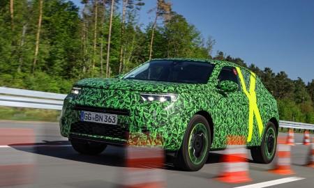 """Opel Mokka – Elektryczny i bez """"X"""""""