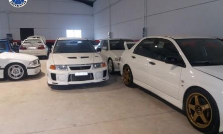Złodziej z pokaźną kolekcją skradzionych aut