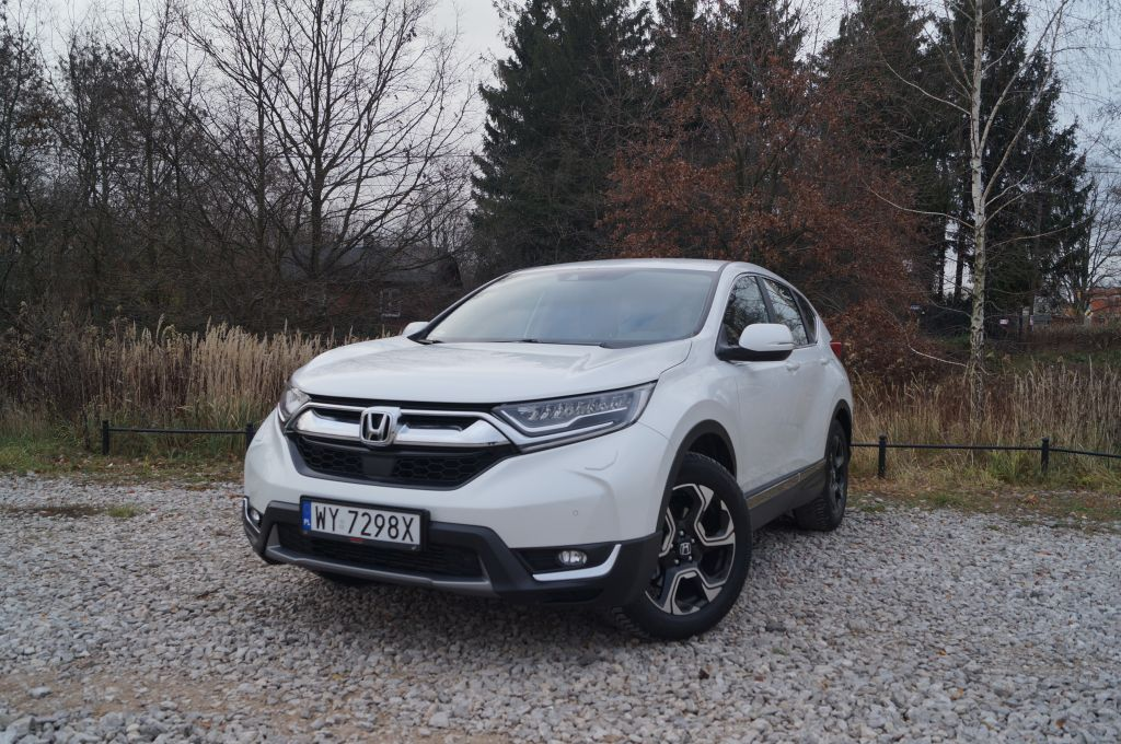 Honda CR-V 1,5 4x2 173 KM 6MT – Udane posunięcie