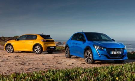 Peugeot 208 – odpadające elementy