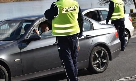 Prawie 6 tys. zatrzymanych praw jazdy