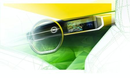 """Opel Mokka z kokpitem """"Pure Panel"""""""
