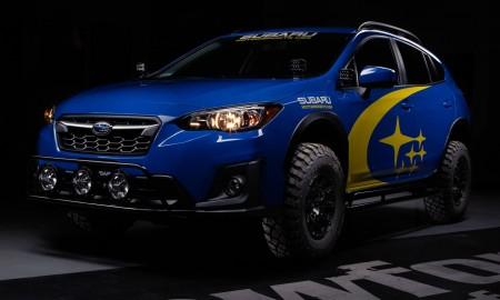 Subaru Crosstrek Crawford Performance – W prawdziwy teren
