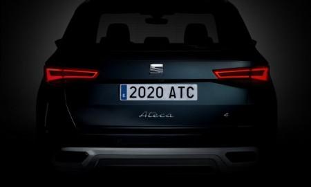 Seat Ateca 2020 – premiera coraz bliżej