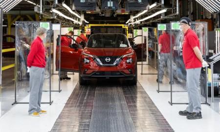 Nissan wznawia produkcję w Sunderland