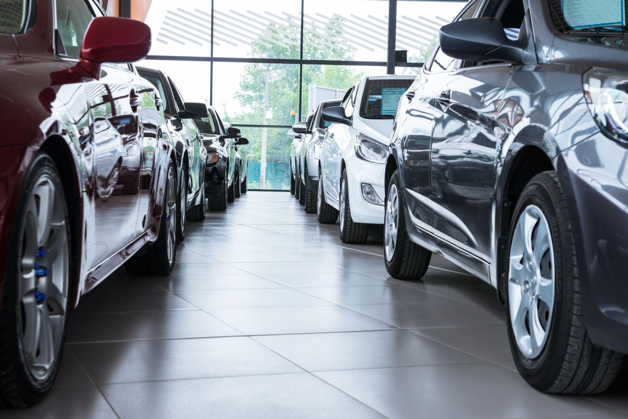 Liczba rejestracji nowych aut najniższa od kilkunastu lat