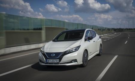 Nissan nr 1 wśród elektryków w Polsce