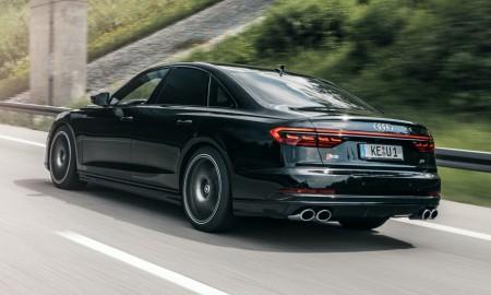 Audi S8 ABT - Przyspiesza lepiej niż Porsche 911 Carrera 2020