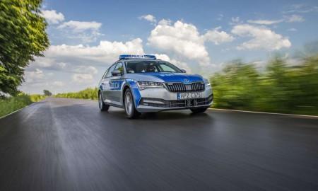 Policyjna grupa Speed ma mocniejsze auta od BMW