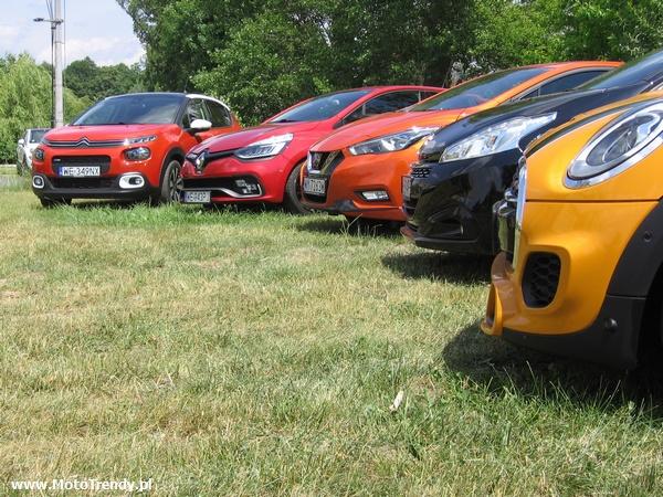 TOP 5 najpopularniejszych samochodów segmentu B