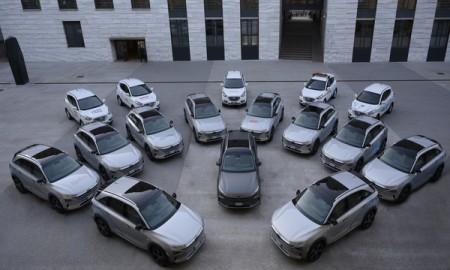 Elektryczne Hyundaie we flotach służb w Europie