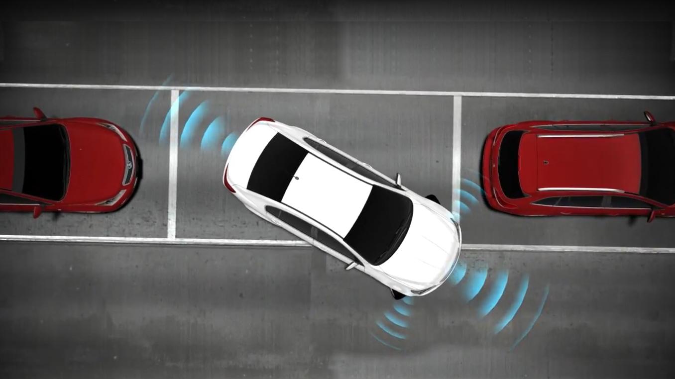 Rodzaje czujników w samochodach