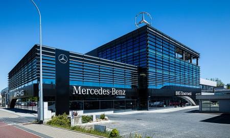 Największy salon Mercedesa w Polsce jest w Gdyni