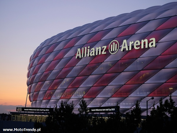 "Audi i Bayern Monachium ruszają na ""Audi Digital Summer Tour"""