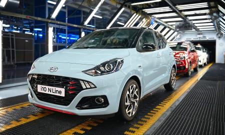 Ruszyła produkcja nowego Hyundaia i10 N Line