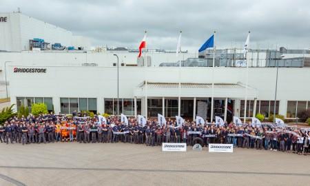 10 mln opon z polskiej fabryki Bridgestone