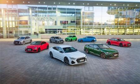 Audi - Tworzenie modeli RS