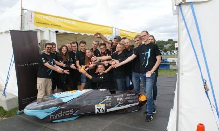 Studenci z Lublina z nagrodą w międzynarodowym konkursie Shell Eco-Marathon