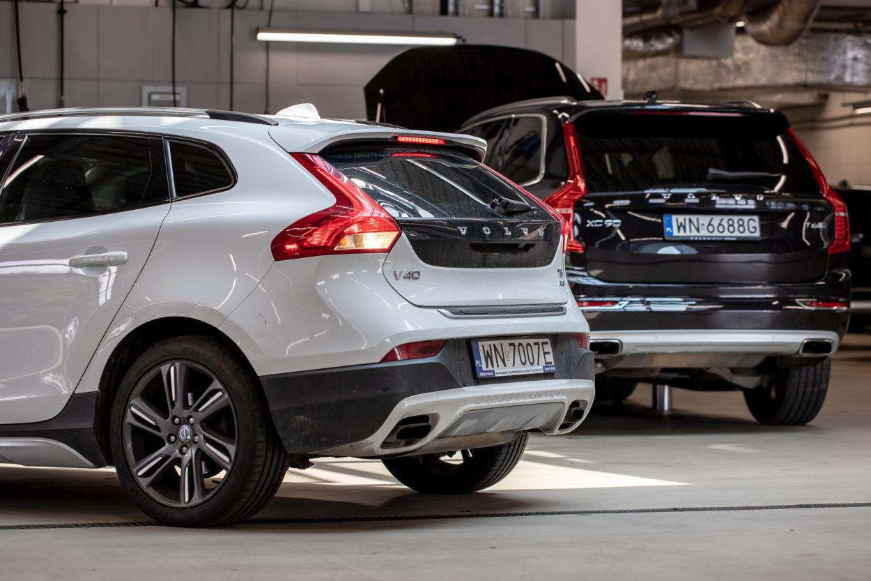 Volvo z dożywotnią gwarancją na części