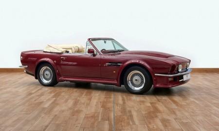 Do kupienia Aston Martin Davida Beckhama