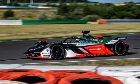 René Rast po raz pierwszy prowadził bolid Formuły E