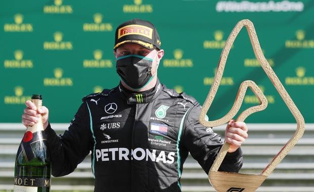 F1 Grand Prix Austrii – Mercedes znów na podium