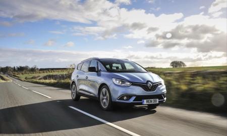 Renault Grand Scenic wycofany z brytyjskiego rynku