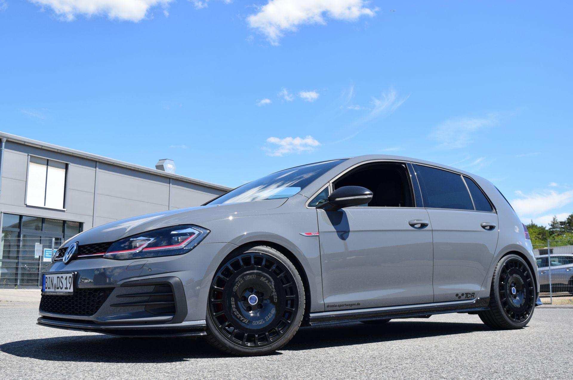 VW Golf VII GTI TCR – Co można jeszcze wycisnąć?