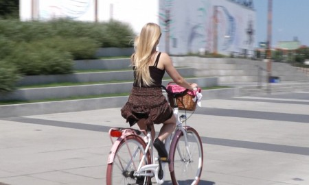 Skokowy wzrost popularności rowerów