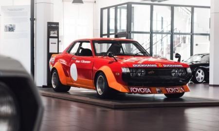 Toyota Celica 1600 GT– Nie tylko do rajdów