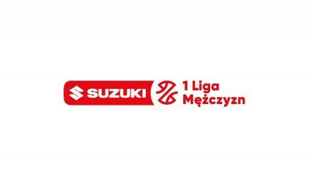 Suzuki pierwszym w historii sponsorem 1 Ligi Mężczyzn