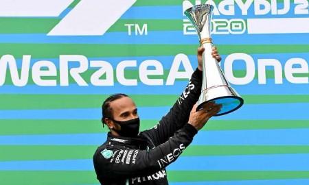 F1 – Znowu Hamilton