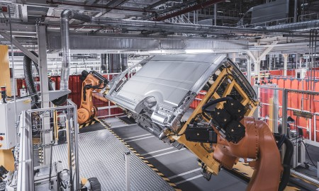 Elektryczny Volkswagen Crafter z Polski