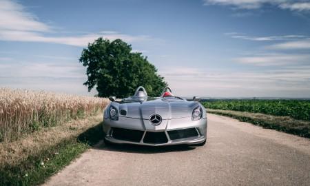 Unikatowy Mercedes SLR Stirling Moss jest do kupienia