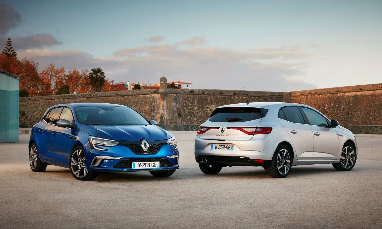 Renault Scenic IV, Talisman i Megane IV z usterką