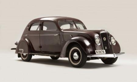 Volvo PV36, czyli Art Deco w ruchu