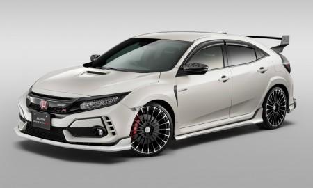Honda Civic Type R Mugen – Na ostro
