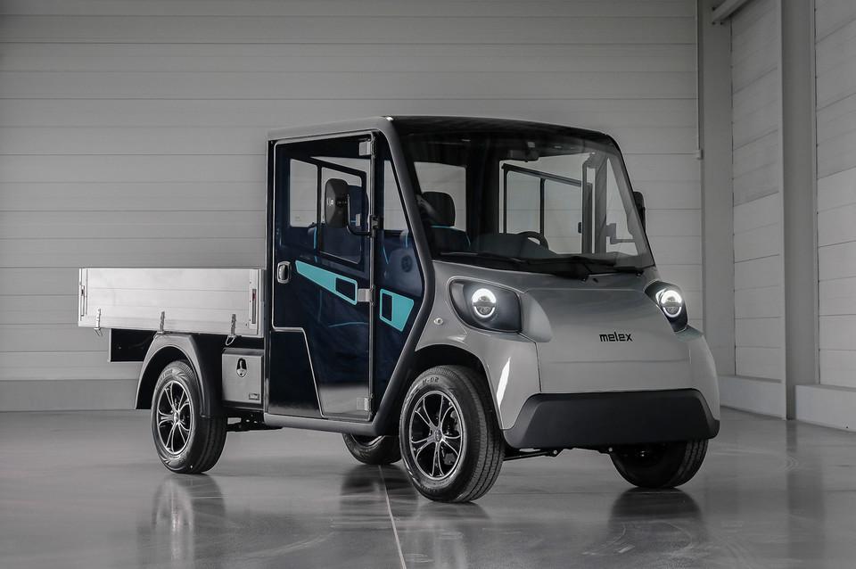 Polskie elektryczne auto dostawcze